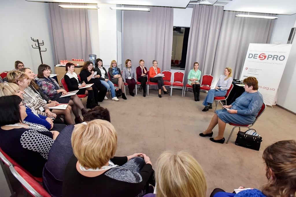 DESPRO Local Self-Governance School continues in Kyiv