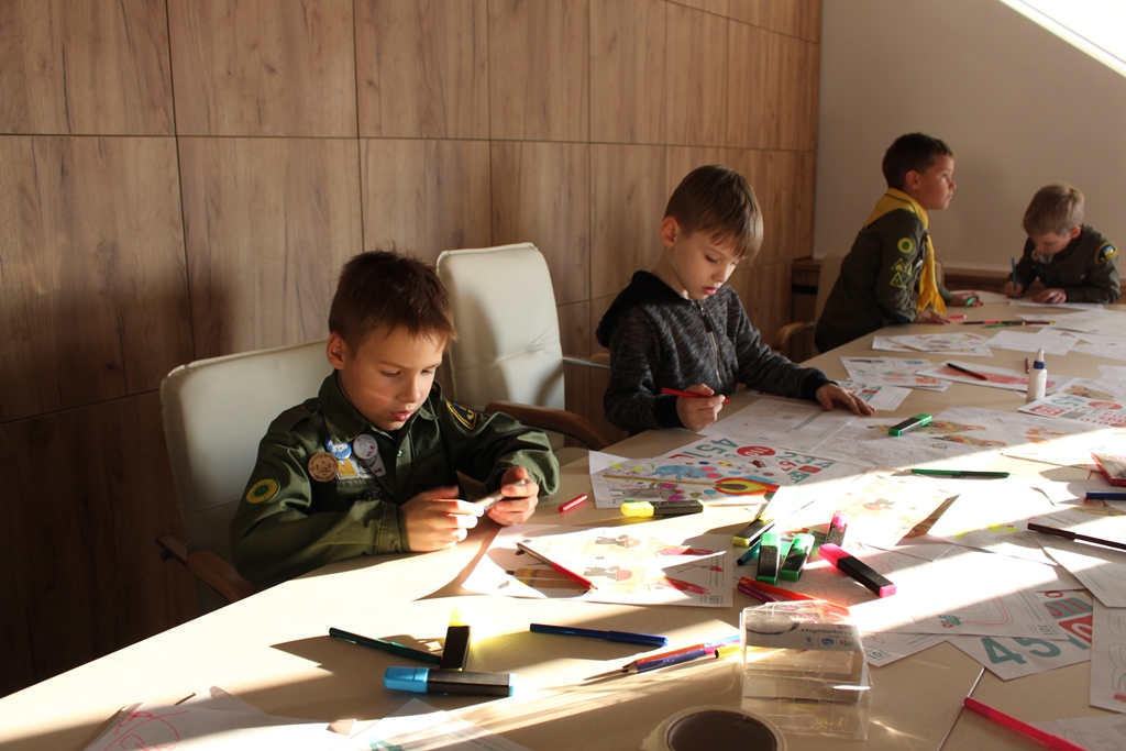 "Hromadas can now download ""Riskland"" – a game that teaches children how to act in emergencies"