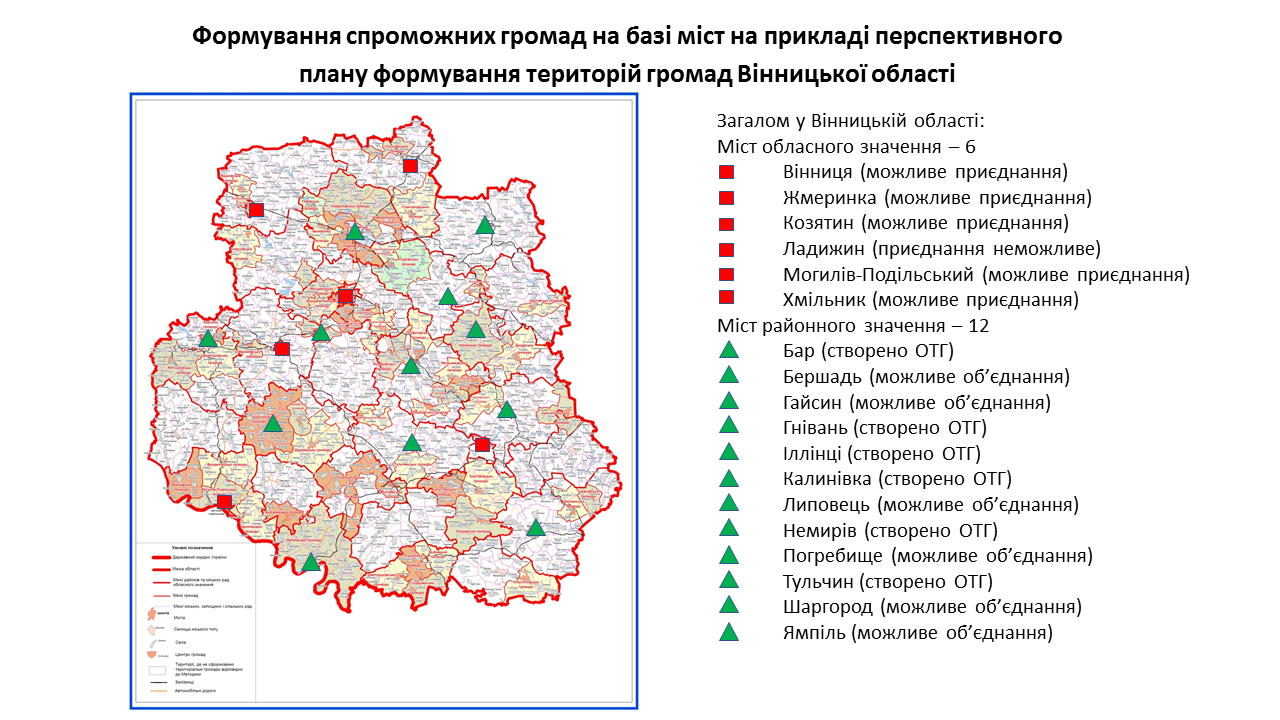 """""""Nobody likes to be removed from the decision-making process"""" – MinRegion forecasts more active engagement of cities in establishing amalgamated hromadas"""