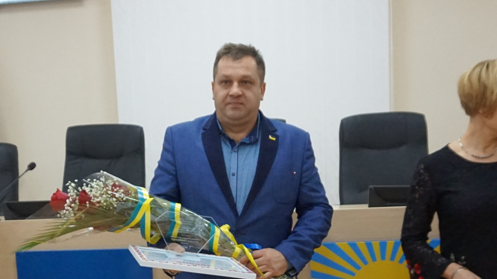 Journalists awarded and best local self-government practices marked in Donetsk Oblast