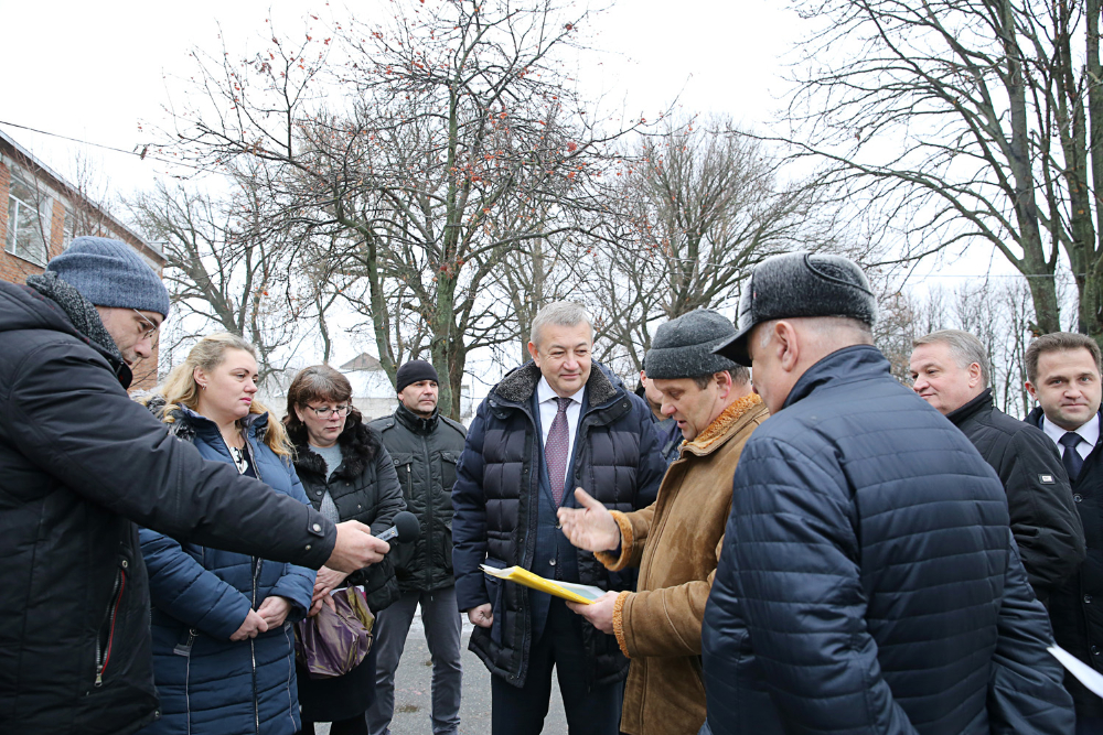 Memory parkway opened in Kharkiv Oblast due to hromada cooperation
