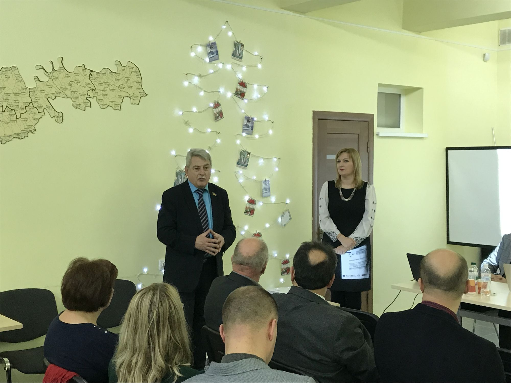 Chernivtsi LGDC reported on 2018 work results and plans for 2019