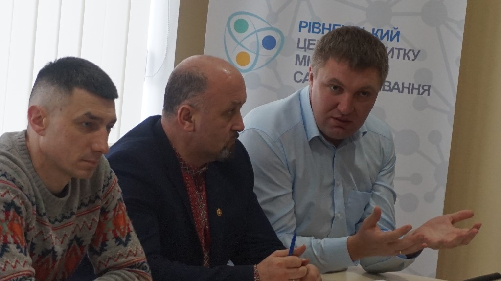 """""""Leaders of Changes"""" project launched in Rivne Oblast"""
