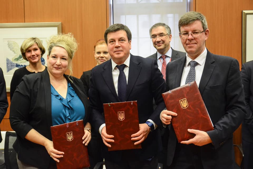 Regional Project Management Centres to be established in Ukraine with the support of Canada and Lithuania