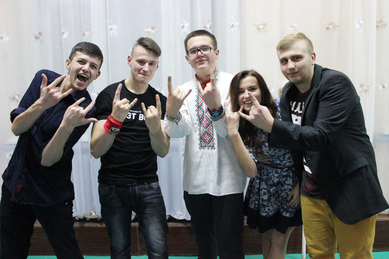 Young people in Terebovlyanska AH organise concerts, fairs and give advice to mayor