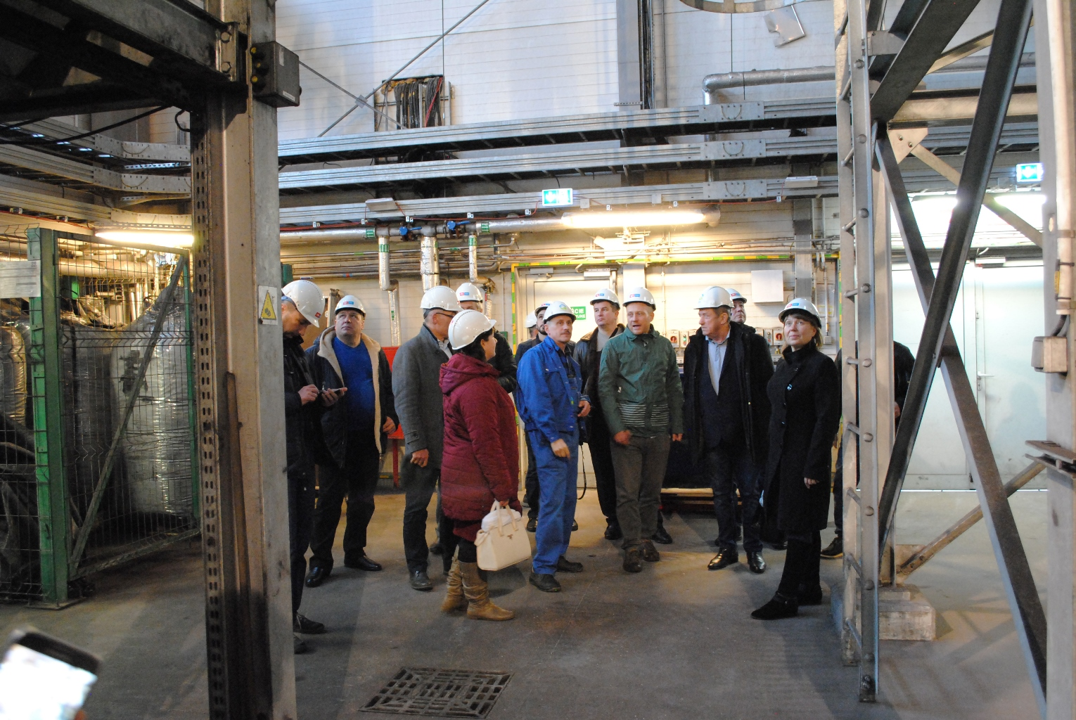 Water supply and sewage water disposal – summary of the DESPRO study trip to Poland