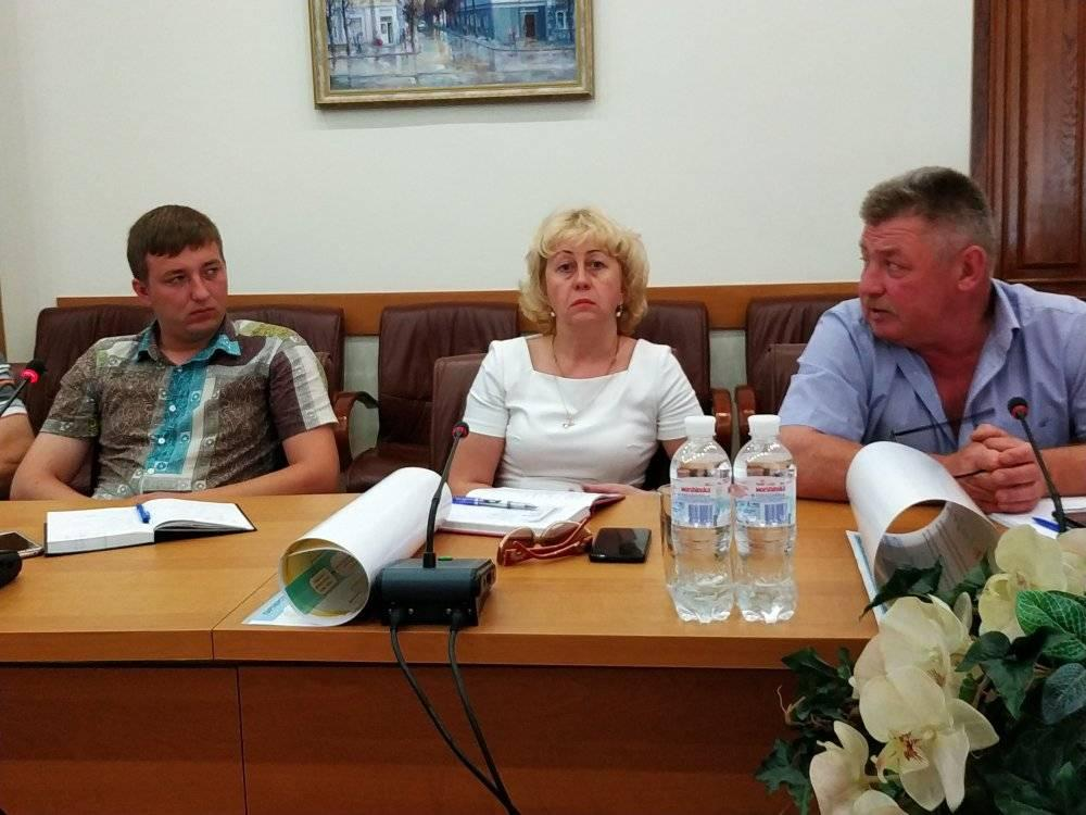 Zhytomyr and neighbouring AHs prepare joint projects on waste management and agricultural development