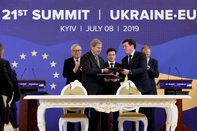 European Union commits further €40 million to supporting Ukraine's decentralisation reform